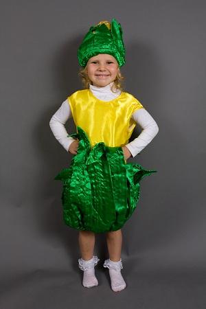 Костюм Кукуруза