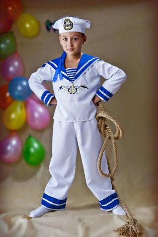 бахчевых культур: купить костюм моряка для мальчика цементного