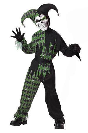 Костюм Злобный клоун