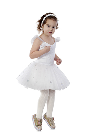 Костюм Сніжинка-балеринки. Цена проката  bedd03717b503