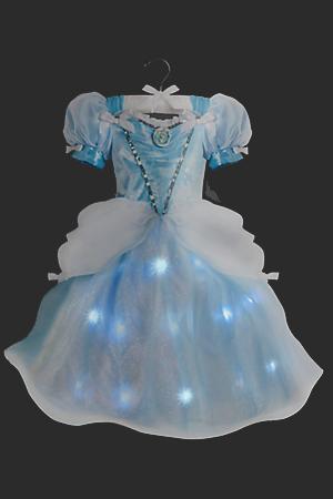 Cinderella Costume for Kids_1