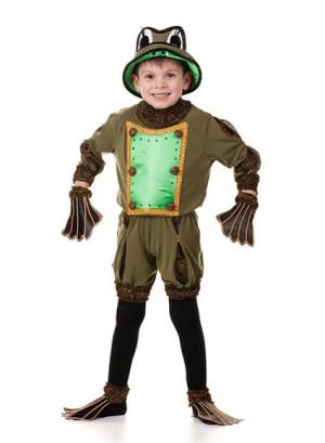 Костюм лягушка для мальчика своими руками