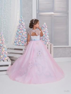 Нарядное платье 673