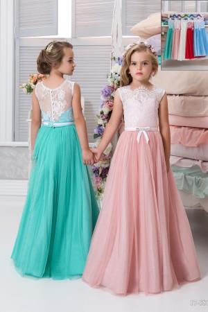 Нарядное платье 680