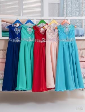 Нарядное платье 686