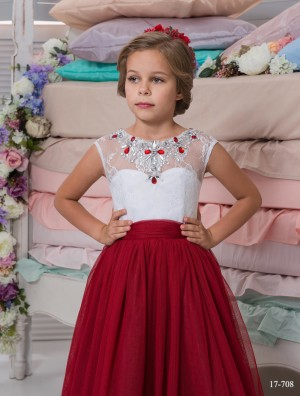 Нарядное платье 708
