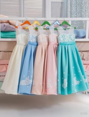 Нарядное платье 713