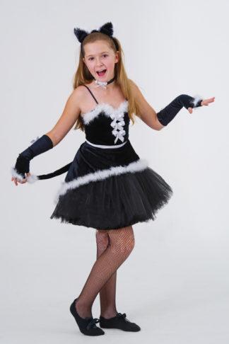 Костюм Кошка черная