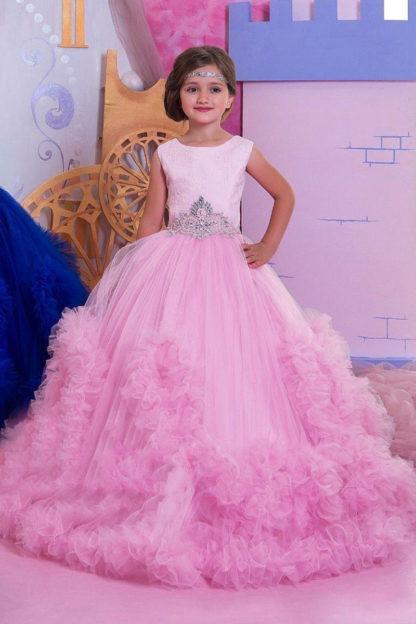 Нарядное Платье D1153