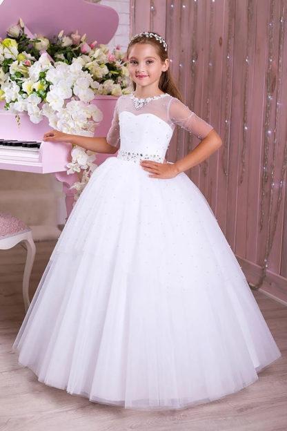 Нарядное Платье D1086