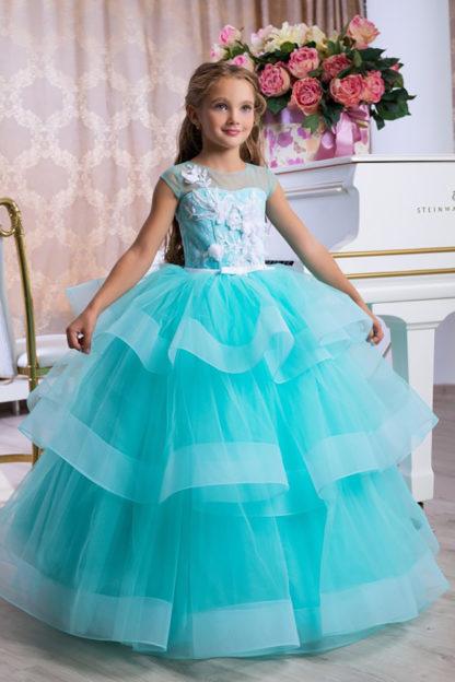 Нарядное Платье D975