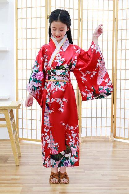 Костюм Японский кимоно